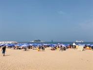 여름엔 바닷가. 바닷가면 속초지~